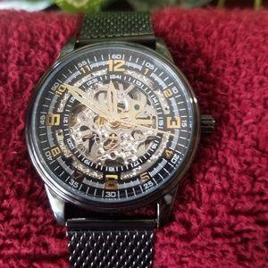 Akribos XXIV Automatic Watch for Men